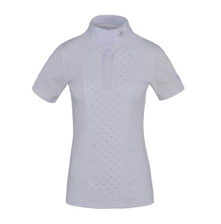 Kingsland Triora Ladies SS Show Shirt White