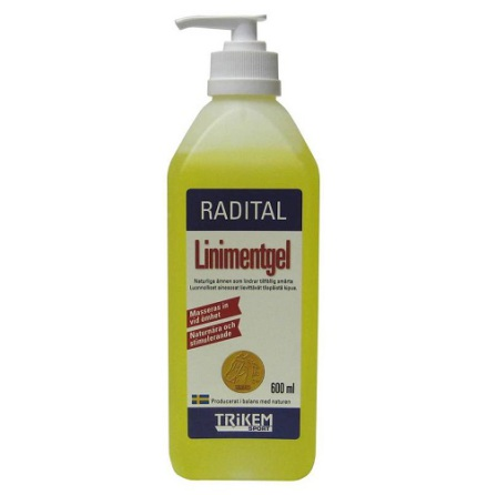 Trikem Radital Liniment Gel 600 ml.