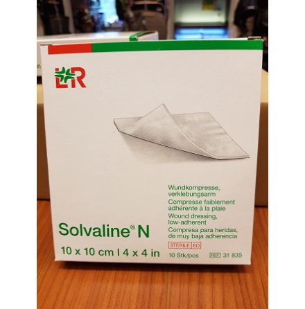 Willab Solvaline N 10x10 cm