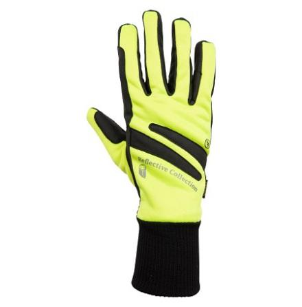 BR Reflex Handske M.Thinsulate Gul