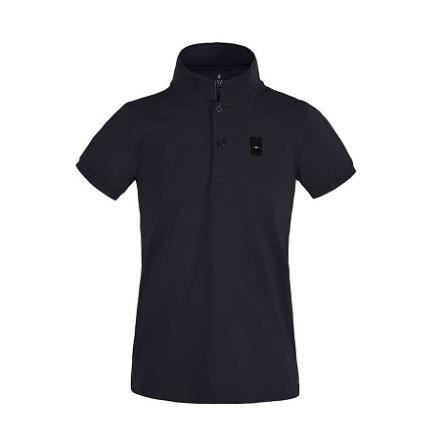 Klales J:r Tec Pic Polo Shirt Navy