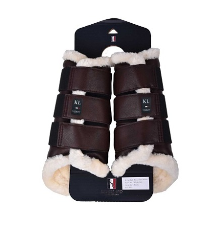 KL Valour Back Protection Boots 2 Pack