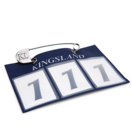Kingsland Nummer Lapp