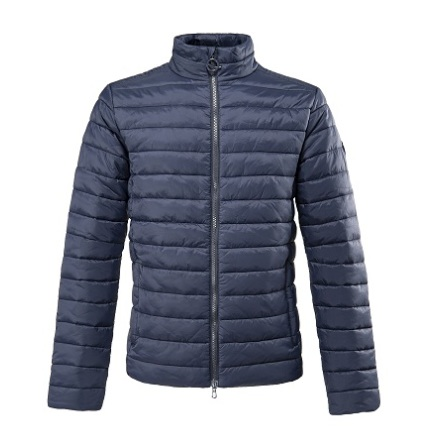 Eqode By Equiline Womens Padded Jacket Blå