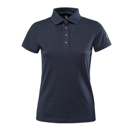 Eqode By Equiline Womens Polo Shirt Blå