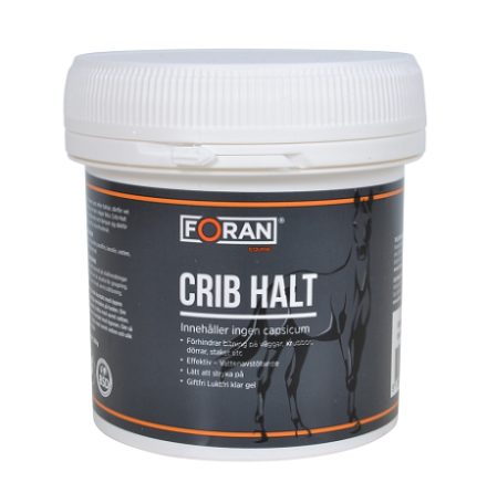 Willab Crib Halt 500g Foran