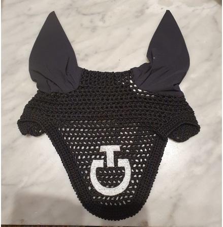 CT Light Weight Crochet Earnet Svart F