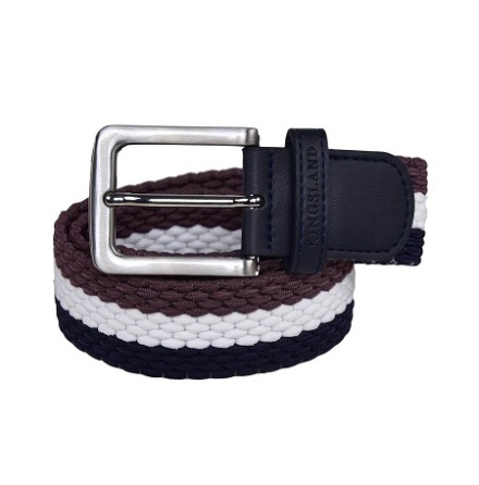 KL Logan Unisex Braided Belt