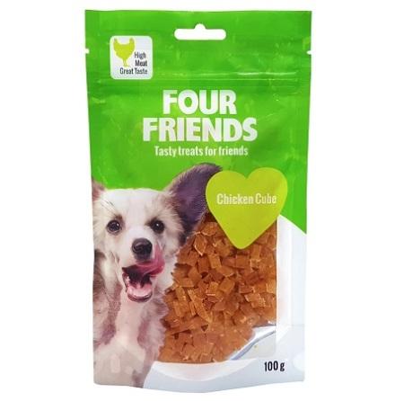 Four Friends Chicken Cube 100g