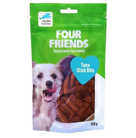 Four Friends Tuna Stick Bite 100g