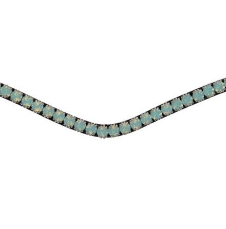 Montar Dusty Green Crystal Pannband