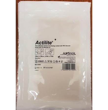 Vet Provide Actilite Kompress Honung