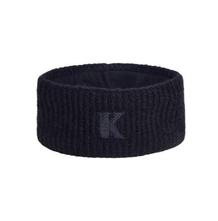 KL Netia Stickat Pannband One Size